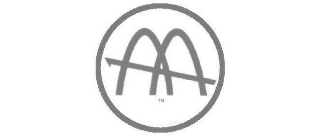 Создание первого узнаваемого логотипа Макдональдса