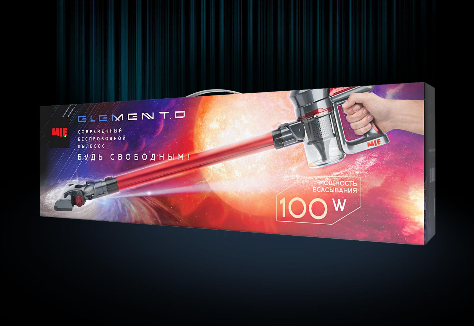 Коробка для техники MIE Elemento