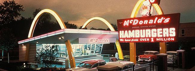 Секреты успеха Макдоналдса часть I