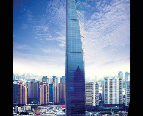 Календарь А2 «Самые эффектные здания мира»