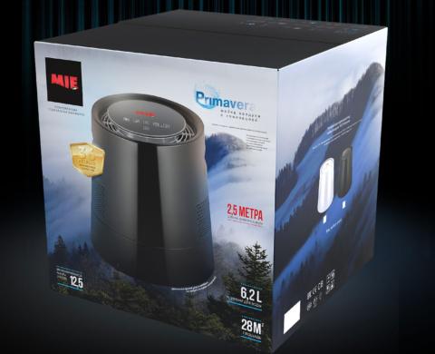 Коробка для очистителя воздуха MIE Primavera