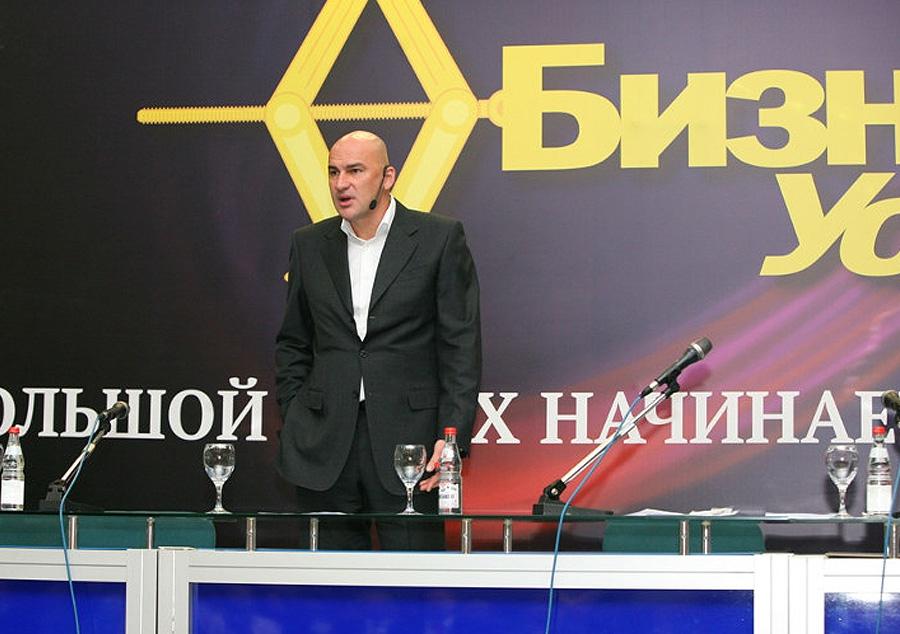 Разработка логотипа и стиля всероссийского проекта «Бизнес-успех»